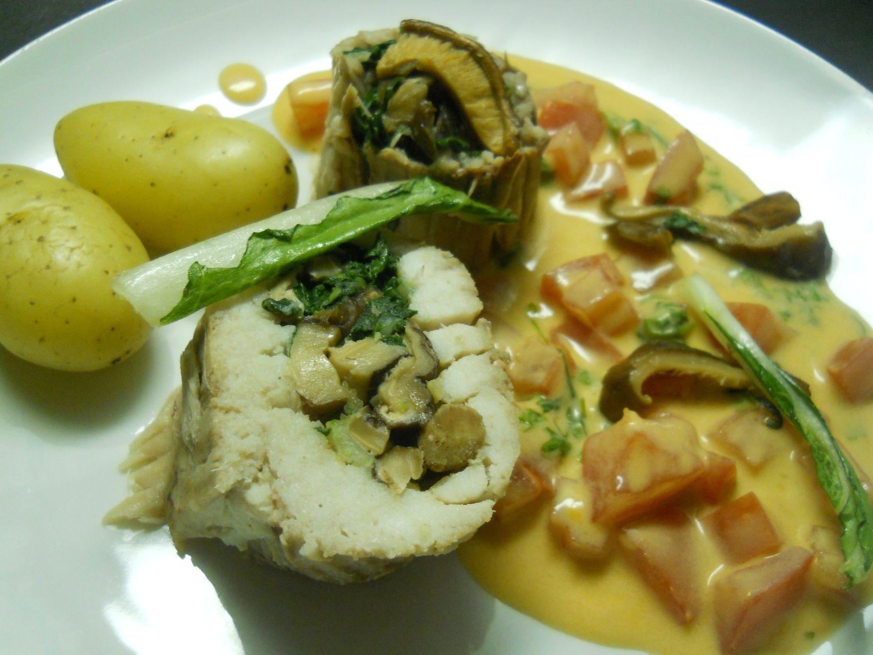 Poissons et crustac s mumukouski - Cuisiner ailes de raie ...